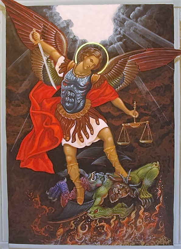 St Michael the Archangel (Western)