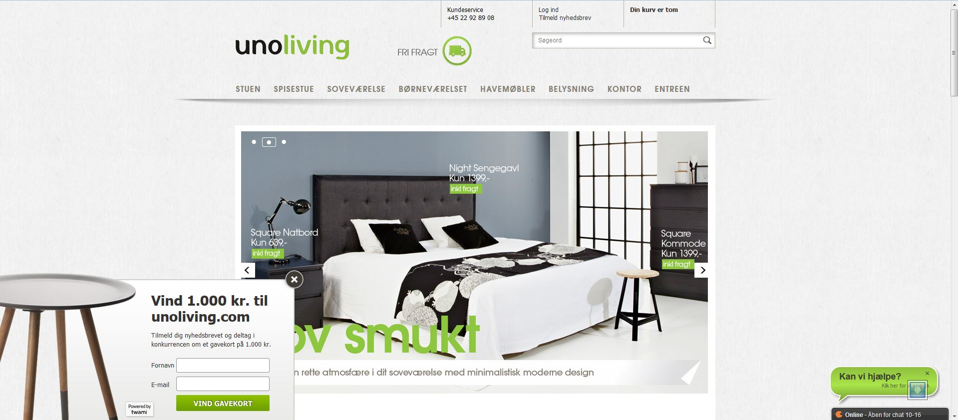 Unoliving Color profile & Brand