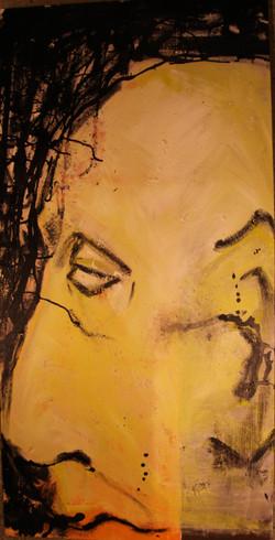 My Oil/Acrylic On Canvas