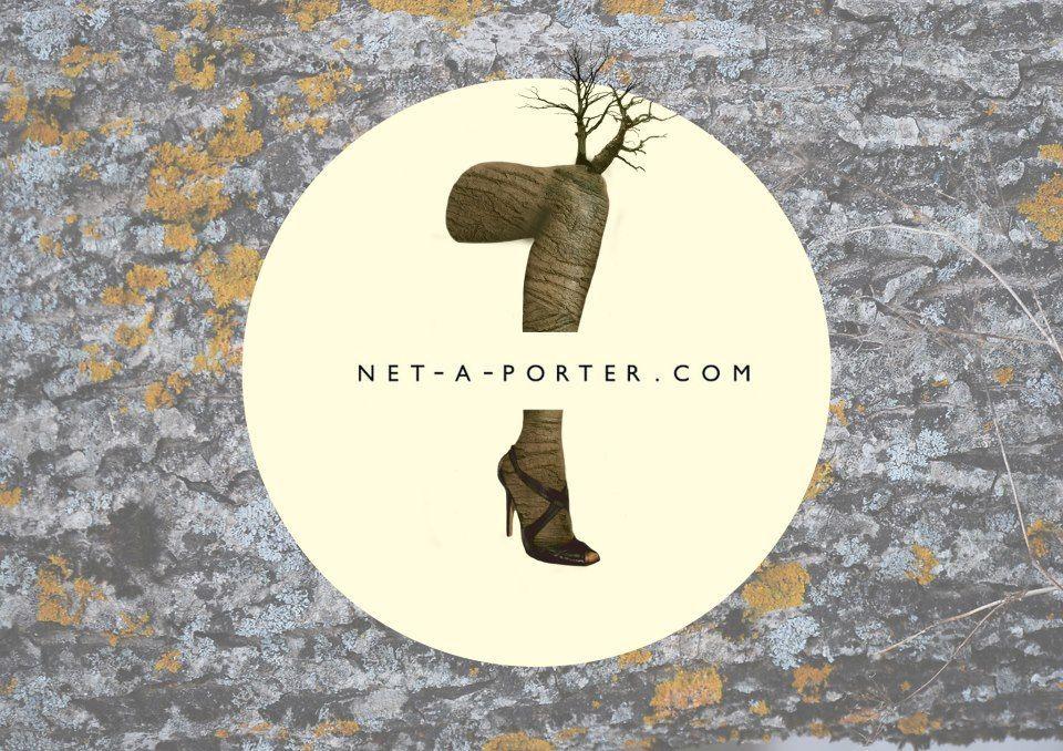 Net-A-Porter Online Fall Promo