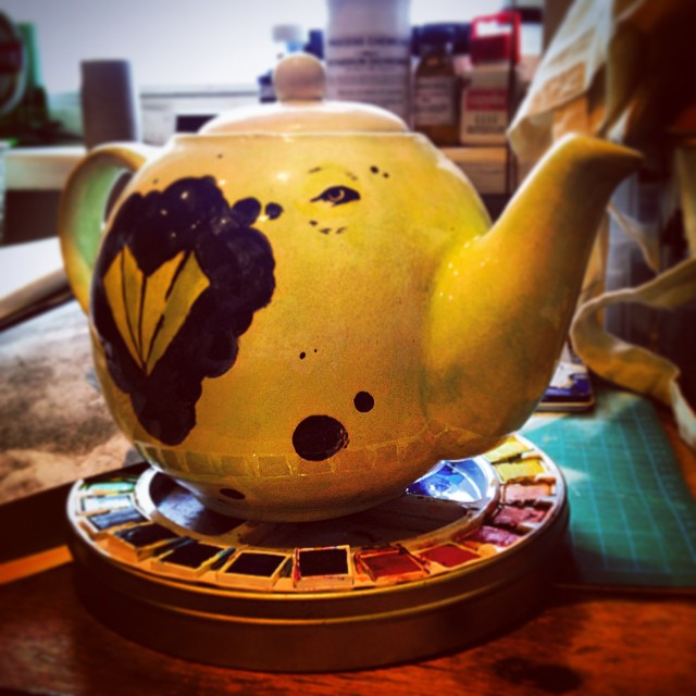 Tea Pot Design