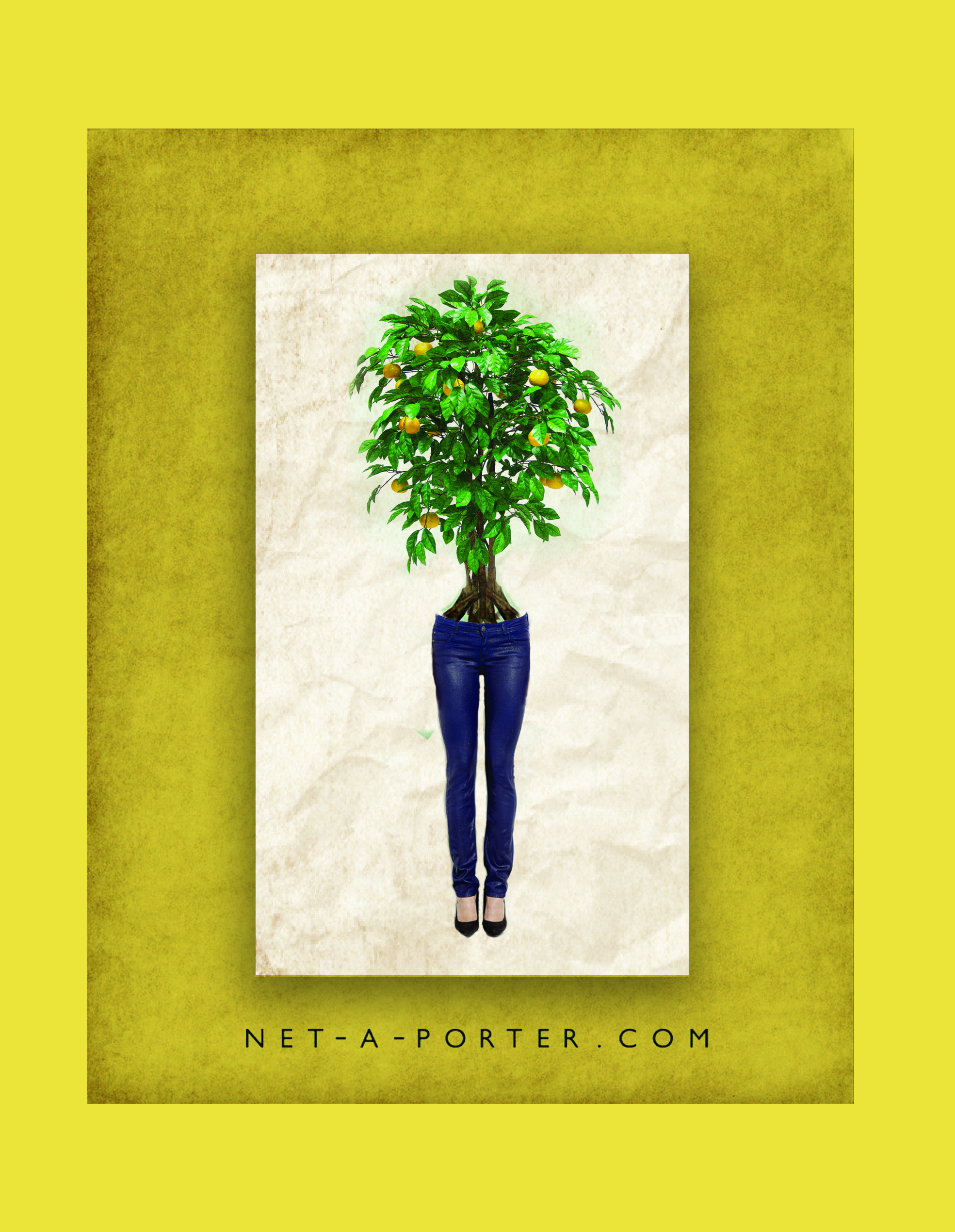Net-a-Porter Print Promotion