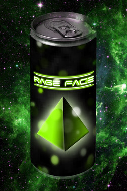 RAGE FACE Concept and Logo (LCC)