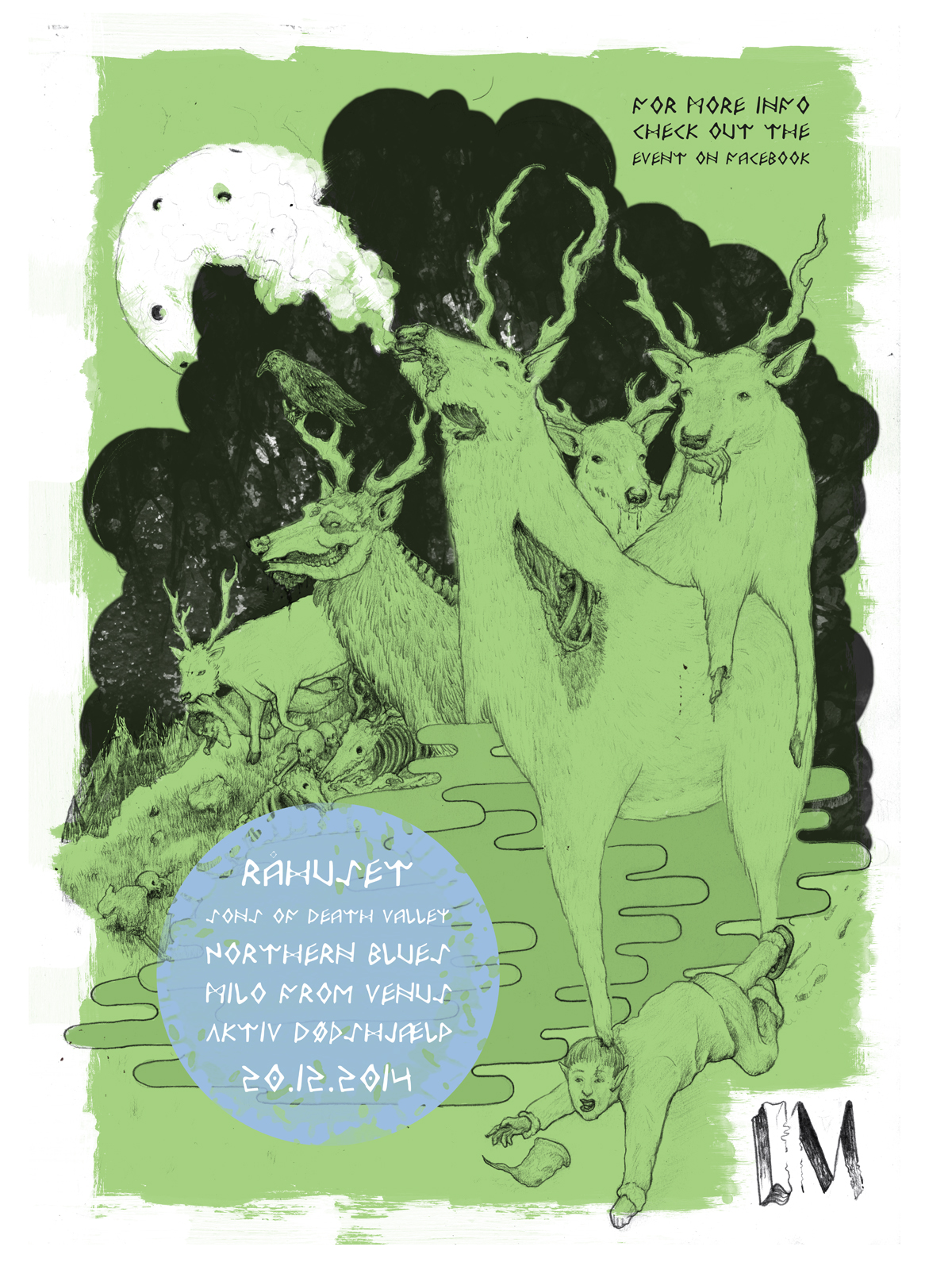 Poster for Raahuset