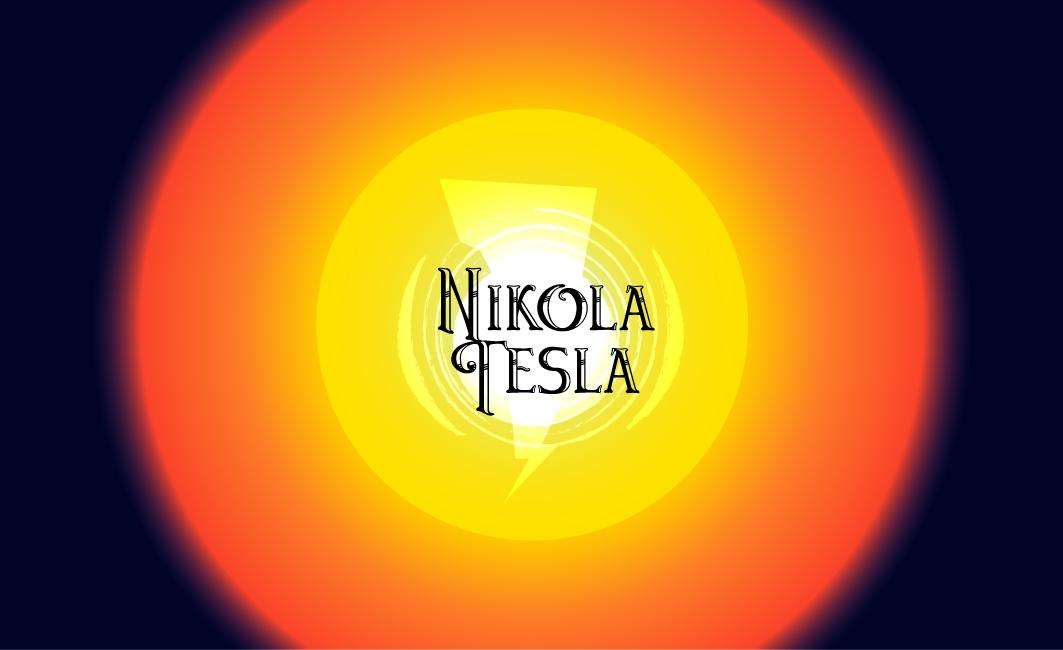 Nikola Tesla Branded Identity