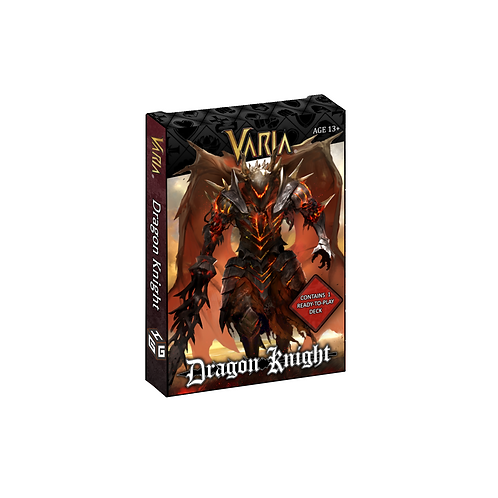 Dragon Knight Class Deck - PREORDER