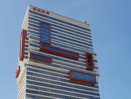 משרדים להשכרה במגדל בסר 4, רחוב כנרת 5, מתחם העסקים בני ברק (BBC)