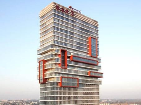 משרדים להשכרה במגדל בסר 3, רחוב כנרת 5, מתחם העסקים בני ברק (BBC)