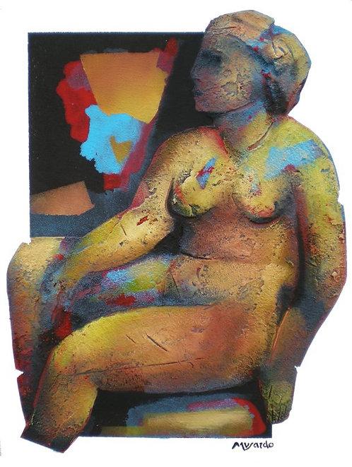 Nudo Femminile II