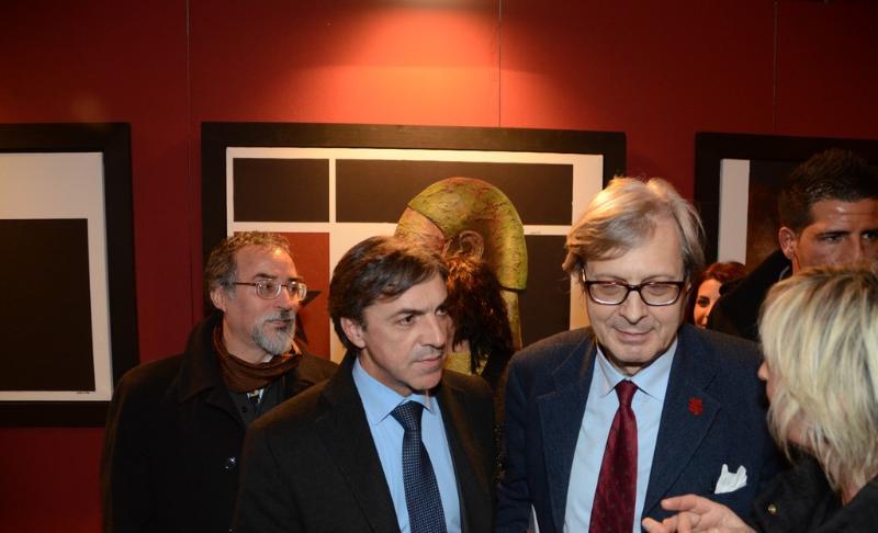 1^ Biennale Internazionale d'Arte