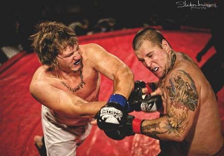 Josh Dehnel HVY MMA CHAMP