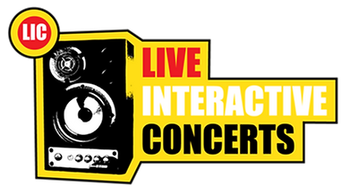 Live Interactive Concerts Logo