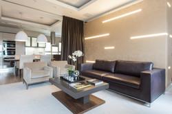 гостиная, дизайн интерьера, москва