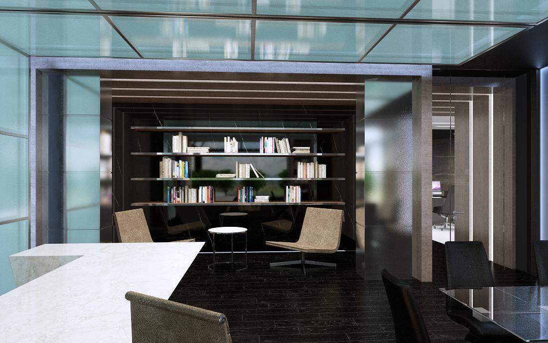 Офис, банк, дизайн, интерьер, москва