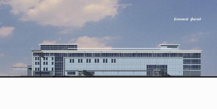Реконструкция,фасады, проект
