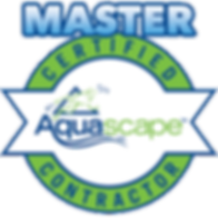 Living Waterscapes Master Certified Aquascape Contractor Logo
