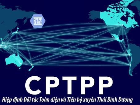 Diễn trình hình thành CP TPP