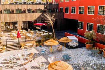 MOB Hôtel & Restaurant (Paris)