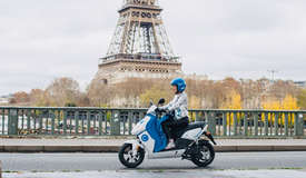 Cityscoot (Paris & Nice)