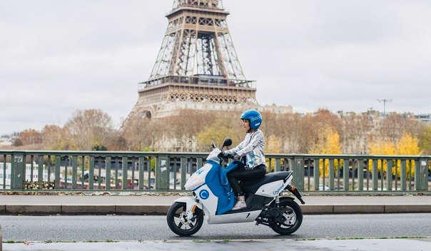 Cityscoot (Paris & Nice)