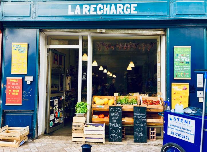 La Recharge (Bordeaux)