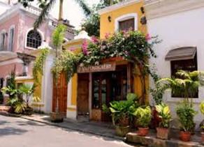 The irons of Pondicherry