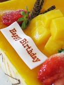 Happy Birthday, Mr AAM ( Mango)