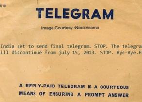 Bye, Bye, Dear Telegram