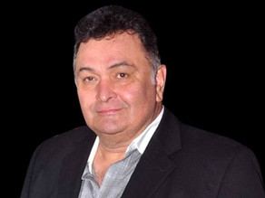 Rest in peace- RishiKapoor