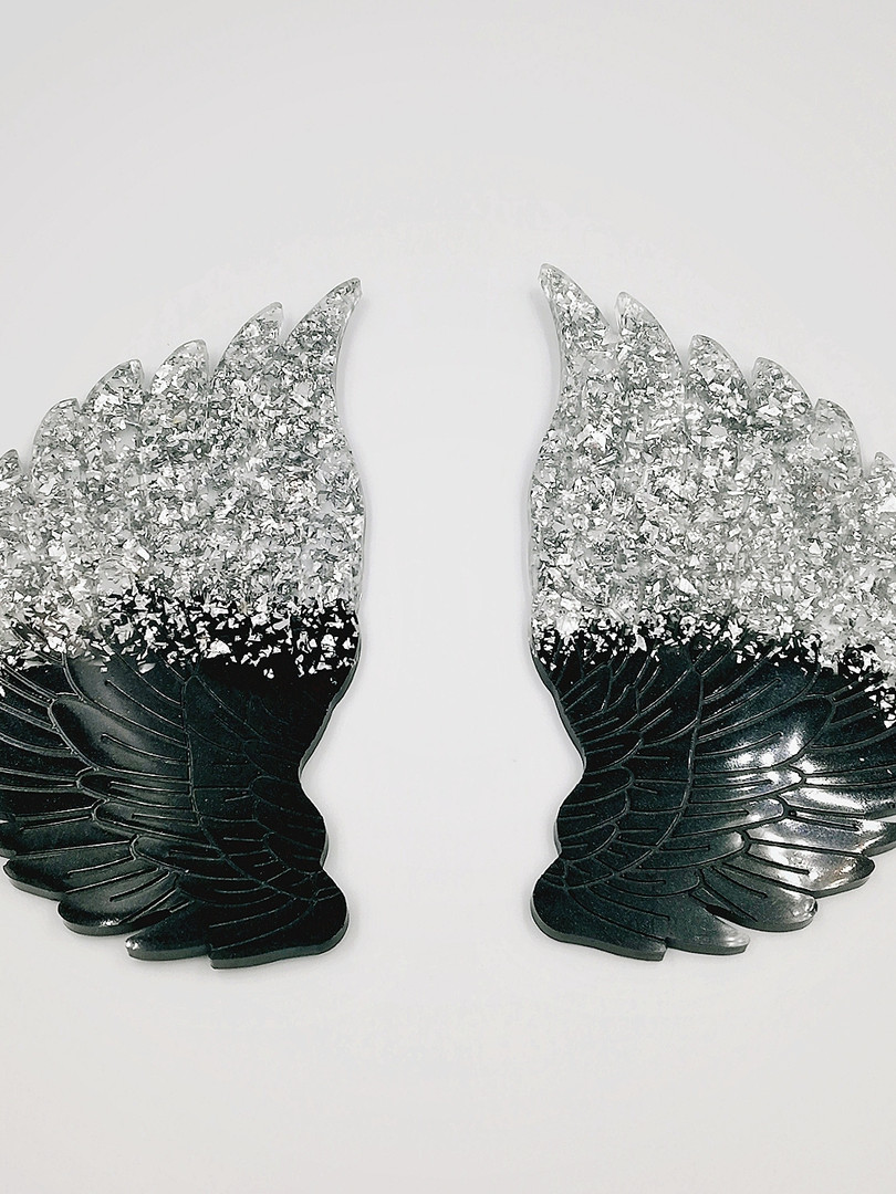 back wings