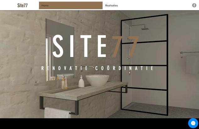SITE77 Renovatie coordinatie