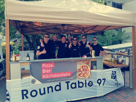 Premiere für die Round Table Pizza