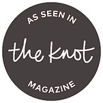 hillside boutique hotel the knot wedding badge.png