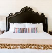 HIllside boutique hotel bed Luxury Suite Room