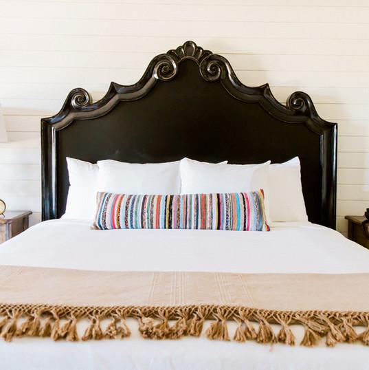 HIllsideboutiquehotel bed