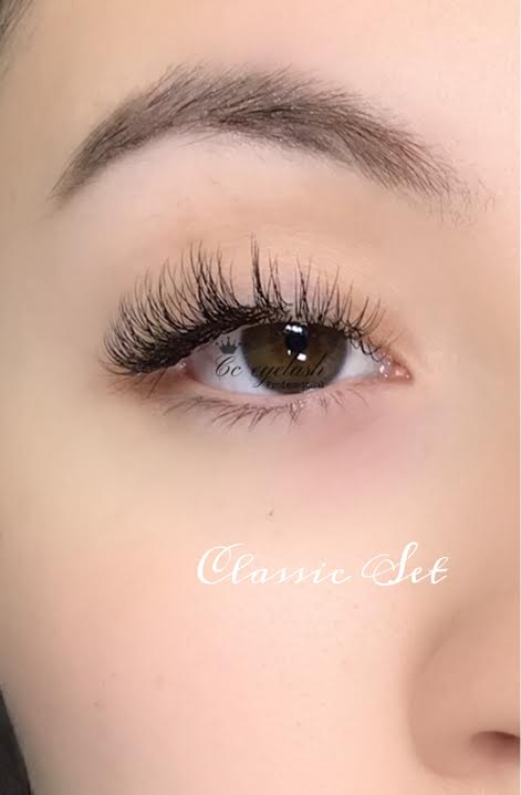 Classic Eyelash Extension Set