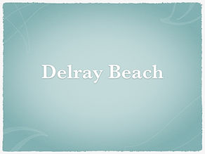 Podiatrists that make House Calls in Delray Beach