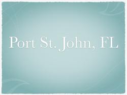 Podiatrist House Calls Port Saint John Florida