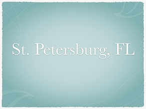 Podiatrist house calls St. Petersburg, F