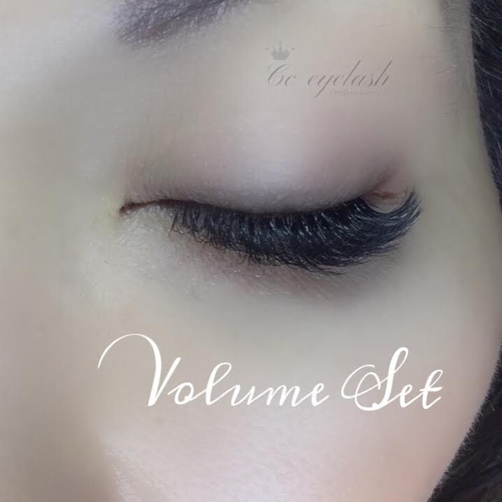Volume Eyelash Extension Set
