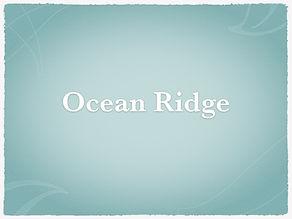 Podiatrist House Calls Ocean Ridge Florida