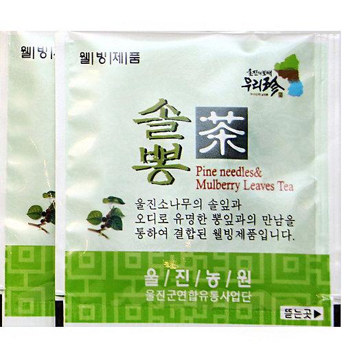 Pine Needles/Mulberry Leaves Tea