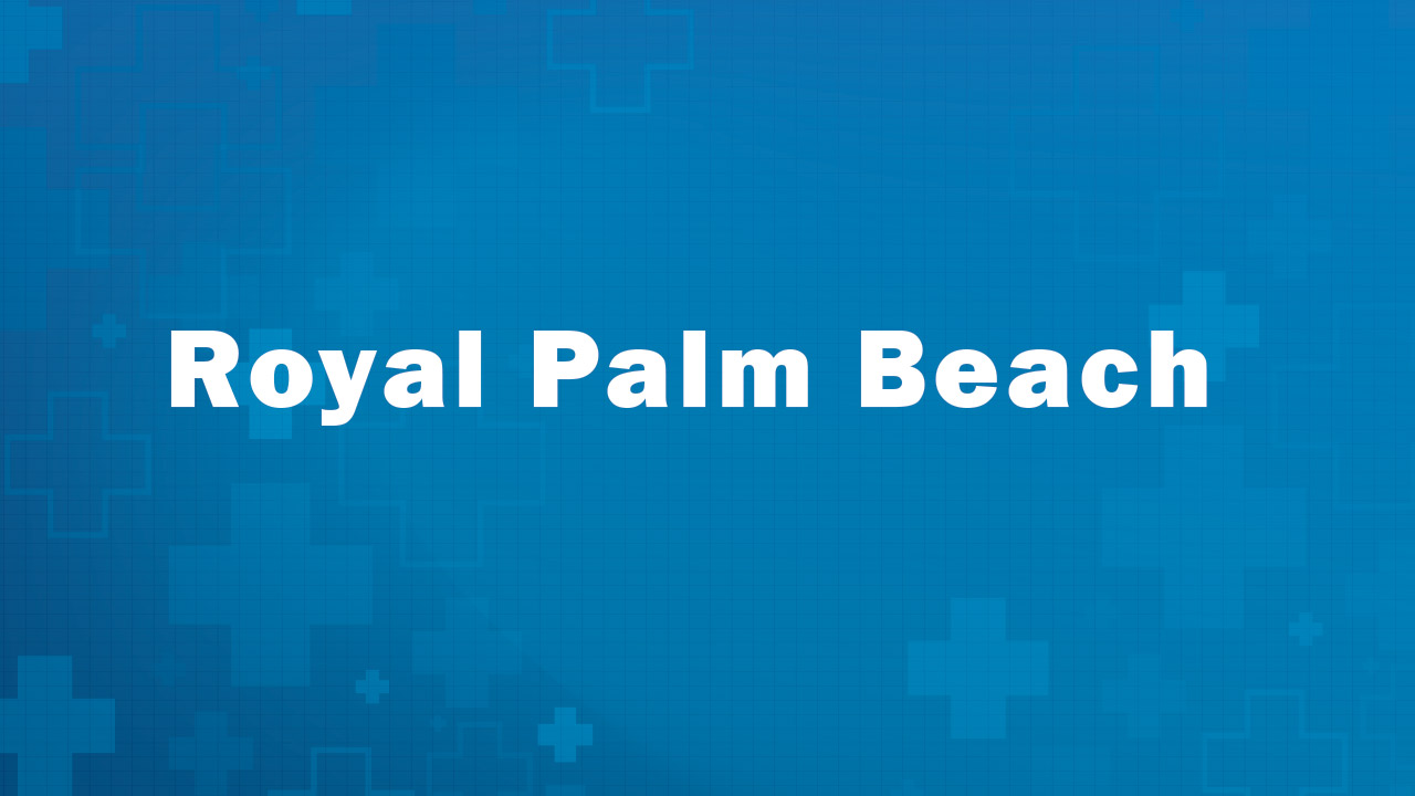 Royal Palm Beach Stem Cell Treatment