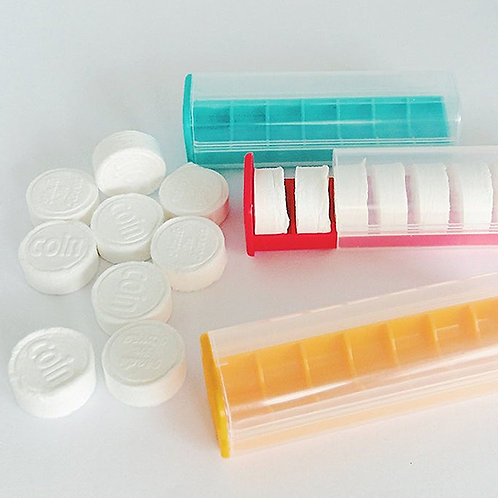 COIN TISSUE Refill Case Includes 7 Coin Tissues - Qty 3