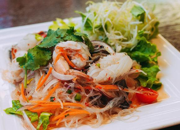 海鮮春雨サラダ