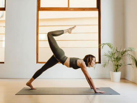 How does yoga help you?