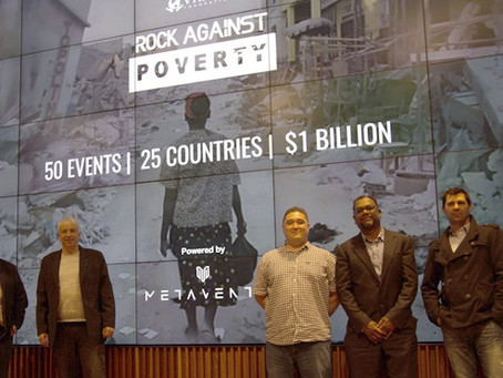 Introducing Rock Against Poverty, an initiative from the Vihara Foundation and Melbourne based tech