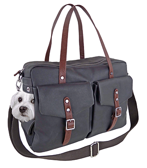 Dog Carrier Holdall Bag / Dog Purse