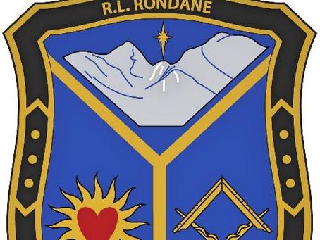 R.L.RONDANEs skjold er nå godkjent