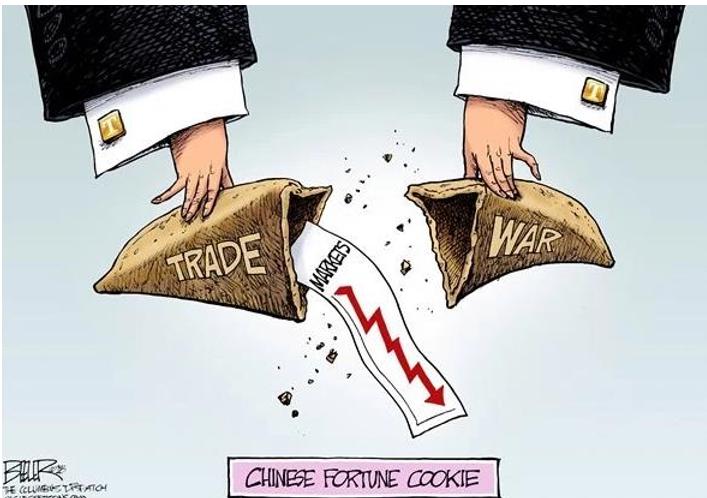 מלחמת הסחר מתחדשת